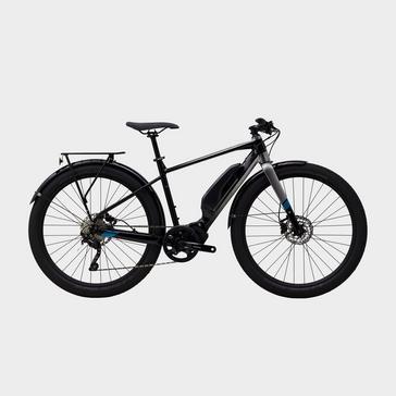 Black POLYGON Path E5 Electric Bike