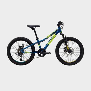Blue POLYGON Relic 24 Kids Bike