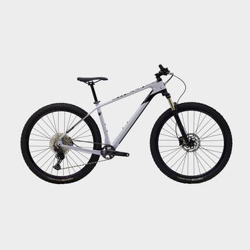 "White POLYGON Syncline C2 29"" Mountain Bike"
