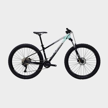 "Black POLYGON Xtrada 5 27.5"" Mountain Bike"