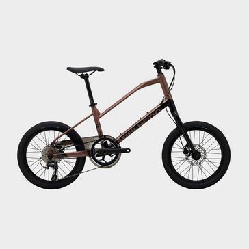 Brown POLYGON Zeta Compact Urban Bike