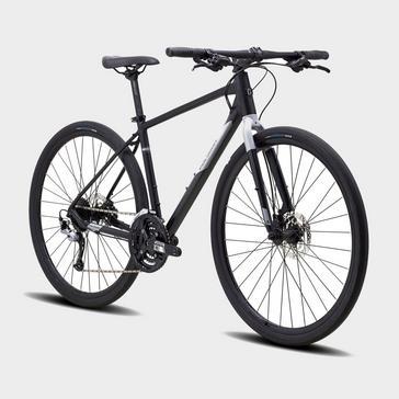 Black POLYGON Path 3 Urban Bike