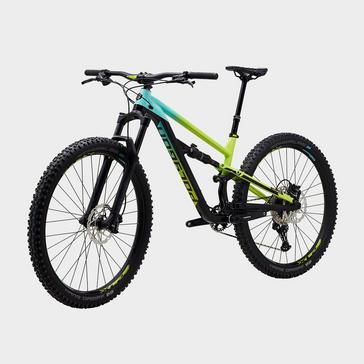 "Black POLYGON Sisku T7 27.5"" Full Suspension Mountain Bike"