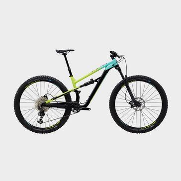 "Green POLYGON Sisku T7 29"" Full Suspension Mountain Bike"