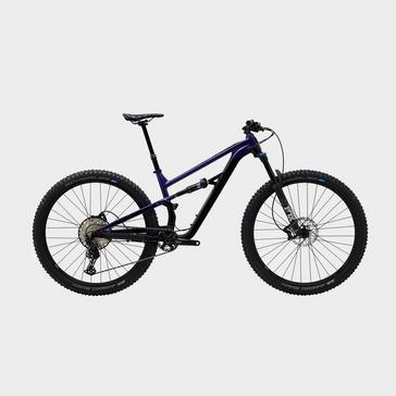 "Black POLYGON Sisku T8 27.5"" Full Suspension Mountain Bike"