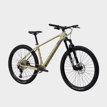 "Beige POLYGON Syncline C5 27.5"" Mountain Bike"