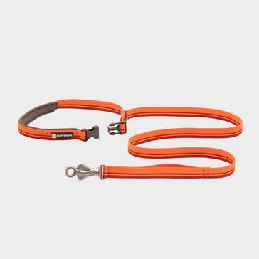 Orange Ruffwear Flat Out™ Adjustable Dog Lead