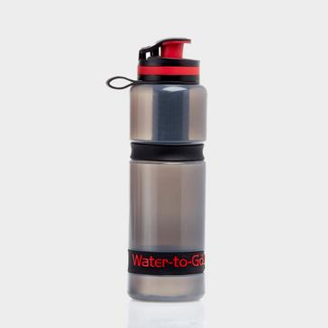 Grey Water-To-Go 75cl Active Water Bottle