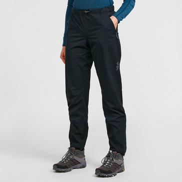 Grey Rab Women's Kinetic Alpine 2.0 Waterproof Pants