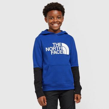 Blue The North Face Kids' Drew Peak Hoodie
