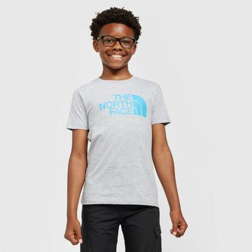 Grey The North Face Kids' Easy Tee