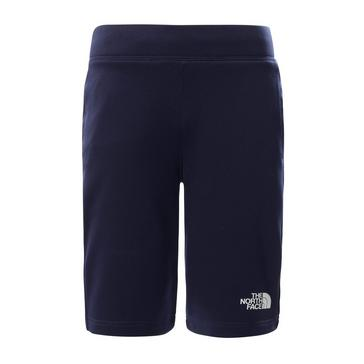 Navy The North Face Kids' Surgent Shorts