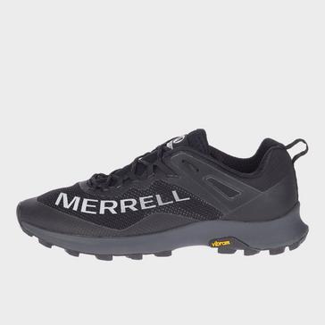 Black Merrell Men's MTL Long Sky Running Shoes