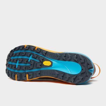 Blue Merrell Men's Agility Peak 4 Trail Running Shoe