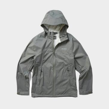 Grey Merrell Men's Fallon Waterproof Jacket