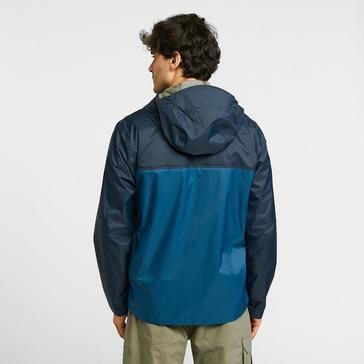 Blue Merrell Men's Fallon Waterproof Jacket