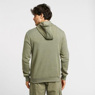 Green Merrell Men's Triple Tree Pullover Hoodie