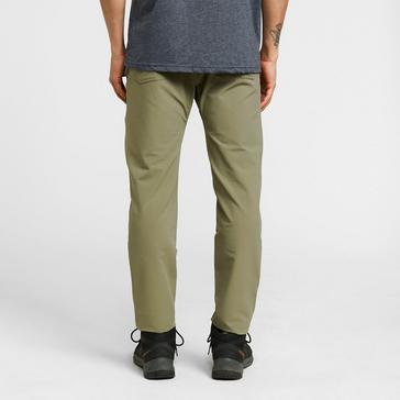 Green Merrell Men's Wayfinder Active Tech Pant