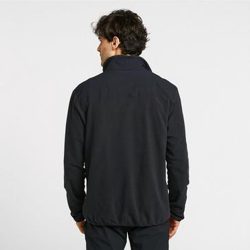 Black Merrell Men's Terrain Full Zip Fleece