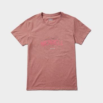 Red Merrell Women's Topo T-Shirt