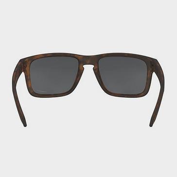 Brown Oakley Holbrook Sunglasses