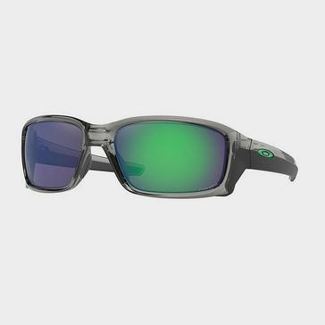 Grey Oakley Straightlink Sunglasses