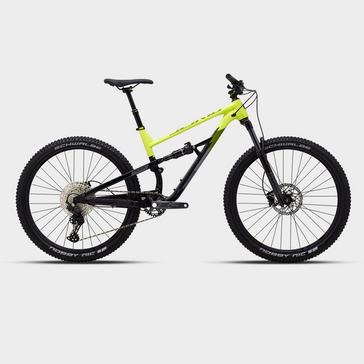 "Black POLYGON Sisku D7 27.5"" Full Suspension Mountain Bike"