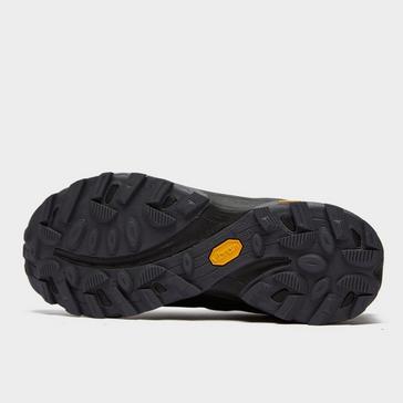 Black Merrell Women's Moab Speed GTX Shoes