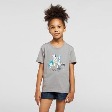 Grey Regatta Kids' Bosley III T-Shirt