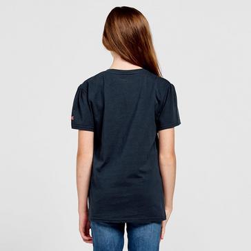 Navy Regatta Kids' Bosley III T-Shirt