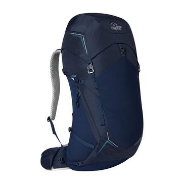 Navy Lowe Alpine AirZone ND 33:40L Backpack