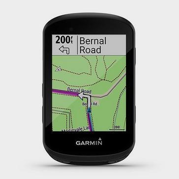 Black Garmin Edge® 530 GPS Cycling Computer
