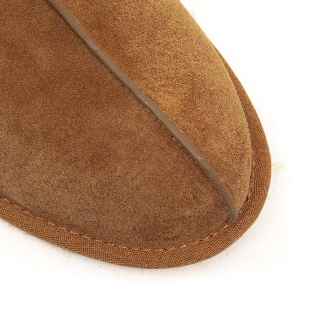 UGG Men's Scuff Sheepskin Slippers - Chestnut
