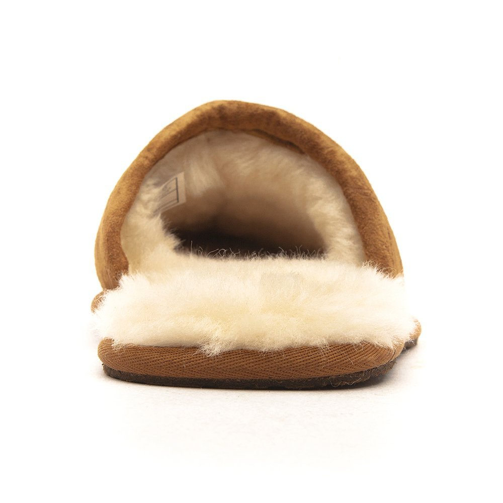 UGG Men's Scuff Sheepskin Slippers - Chestnut