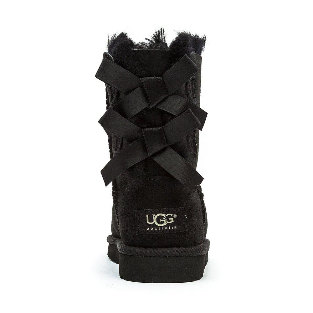 Ugg Infant Bailey Bow - Black