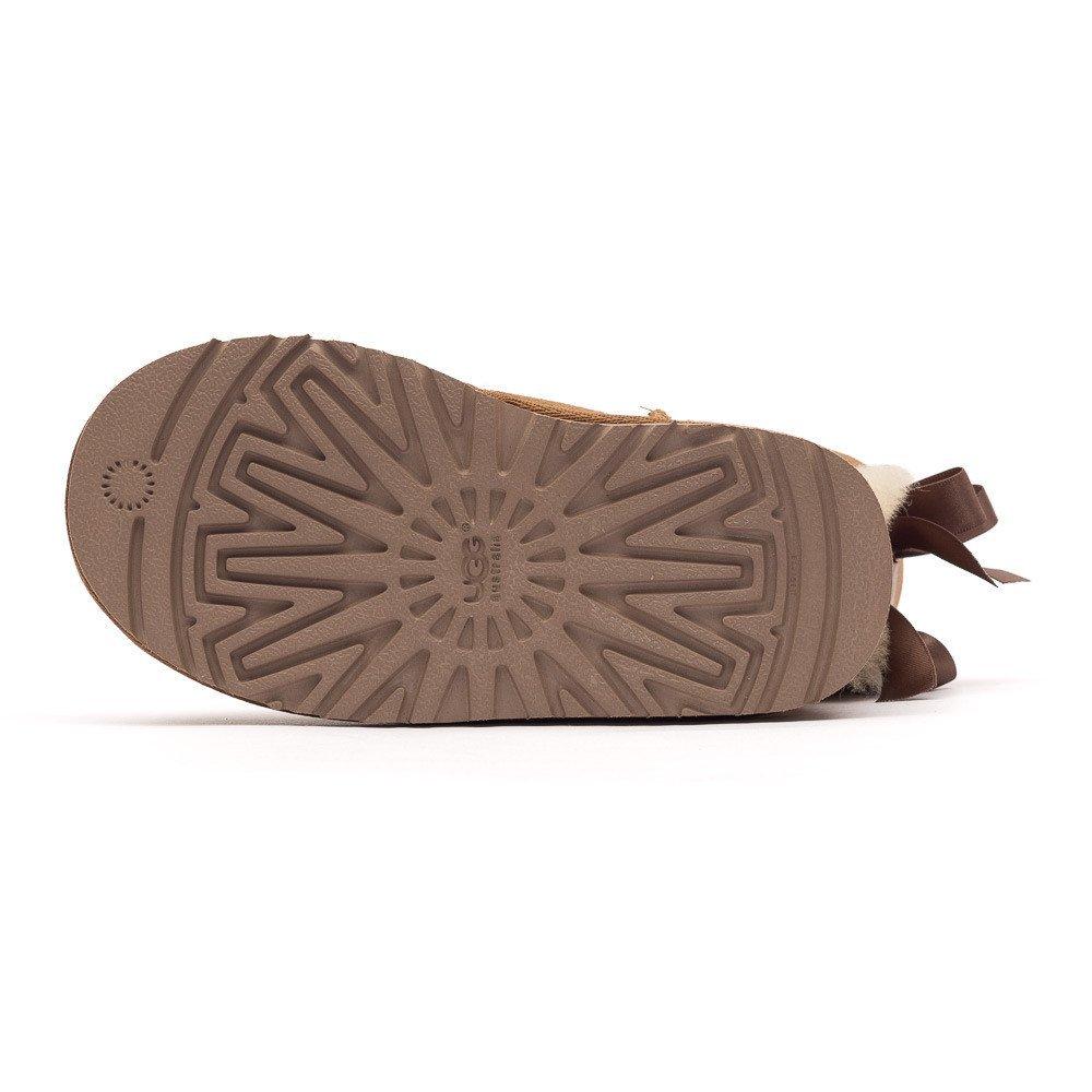 Ugg Infant Bailey Bow - Chestnut