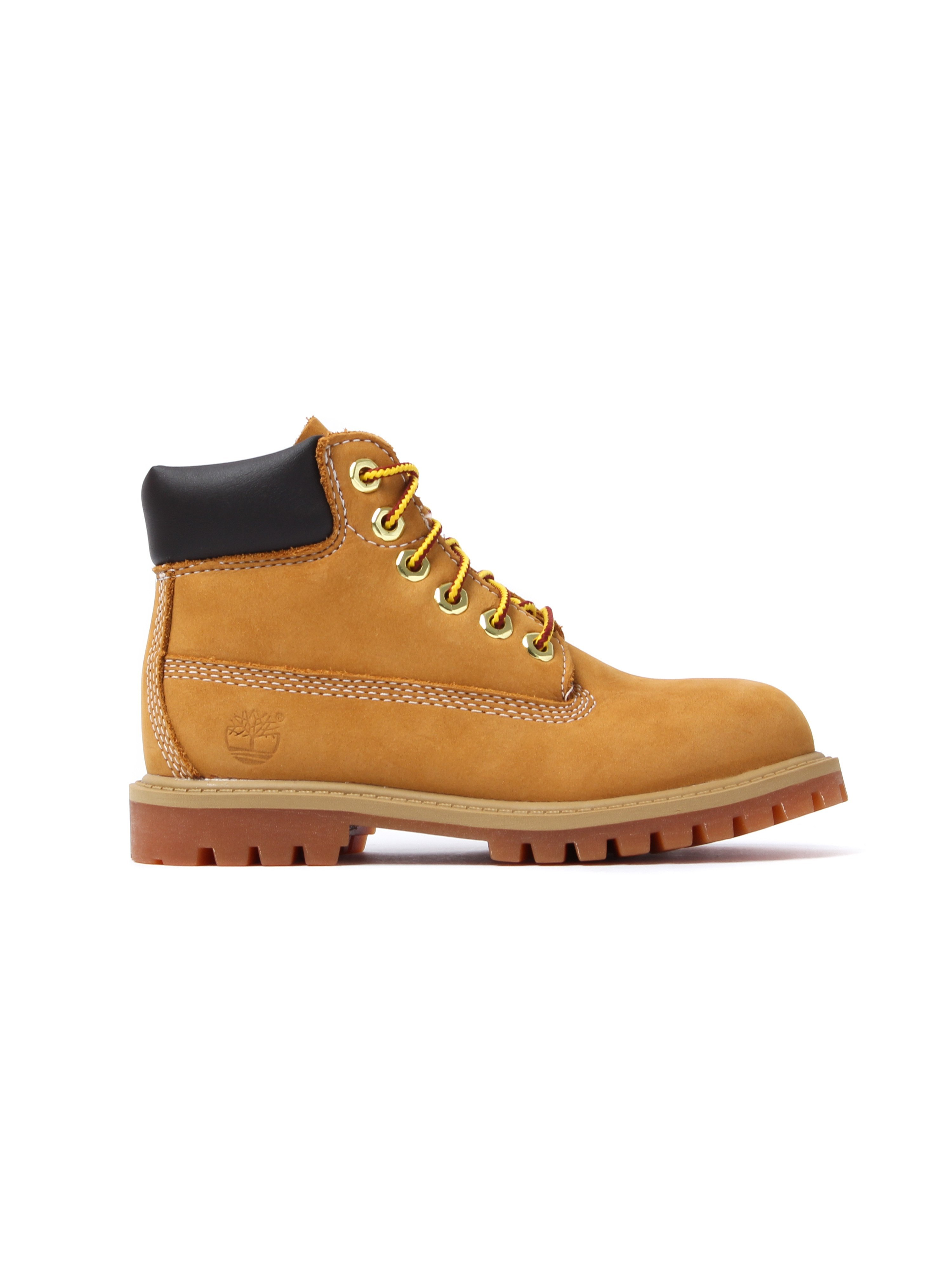 Timberland Infant 6 Inch Premium - Wheat Nubuck