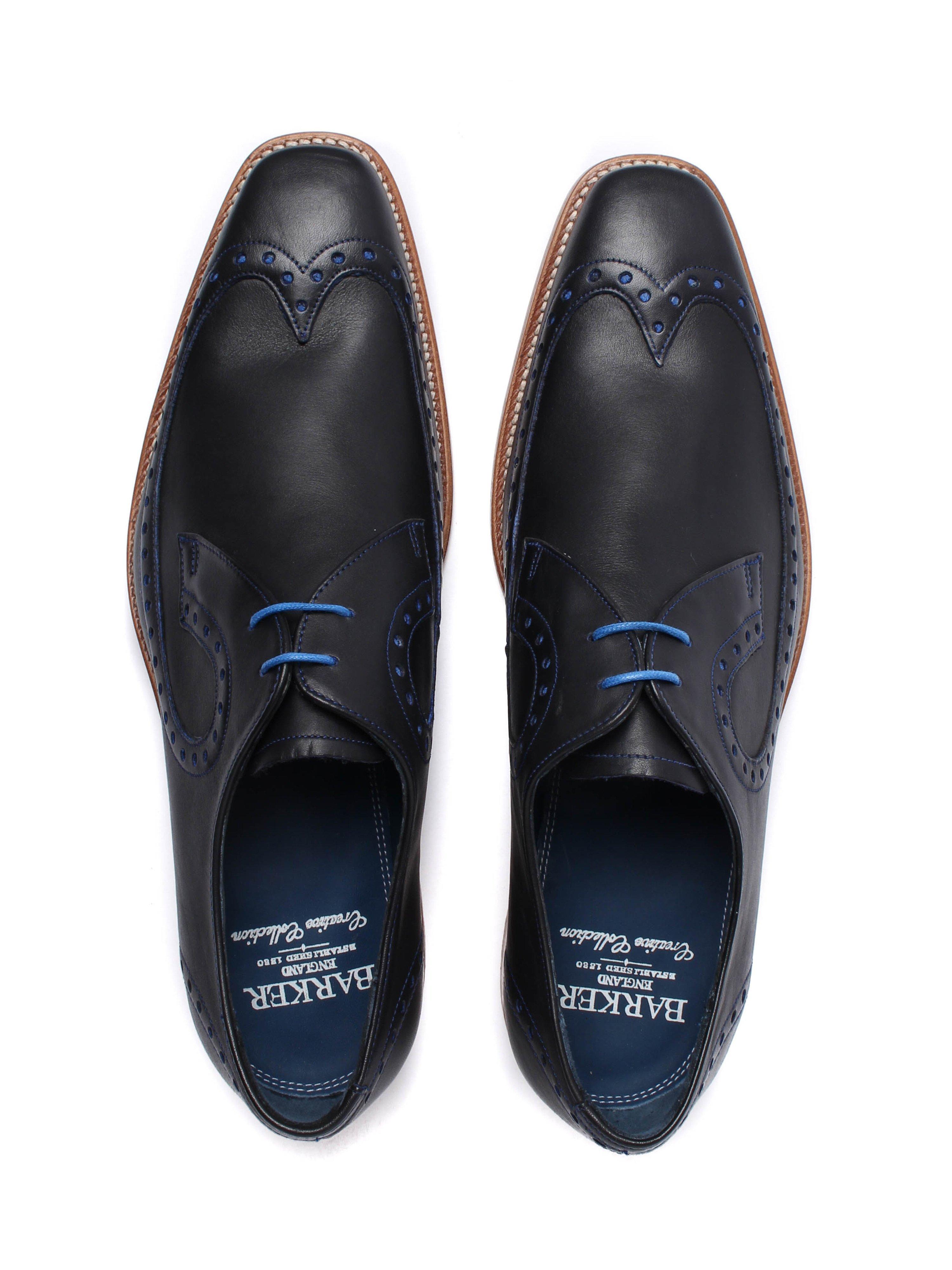 Barker Woody - Mens - Navy/Blue