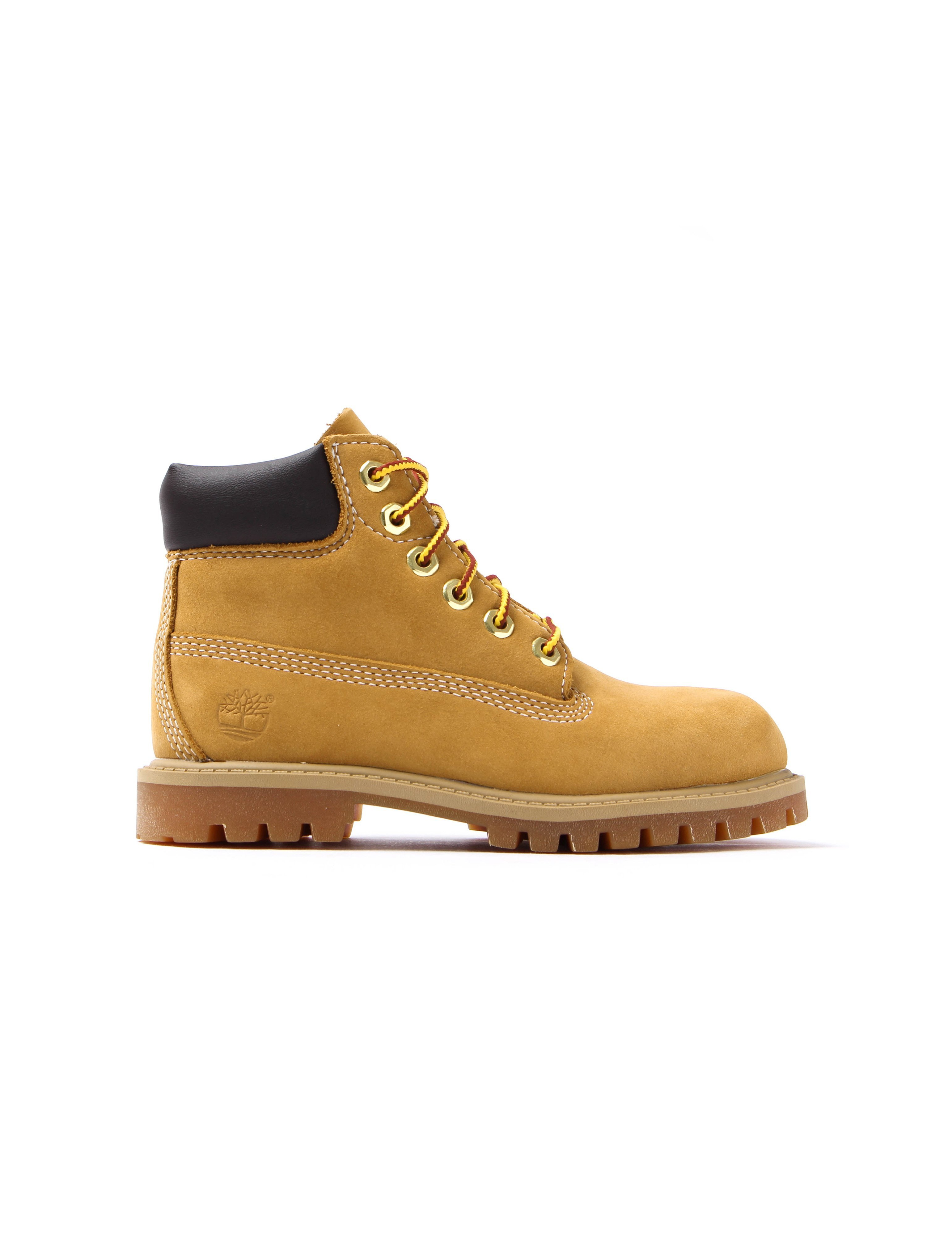 Timberland Infant Timber Tykes Hook and Loop - Wheat Nubuck