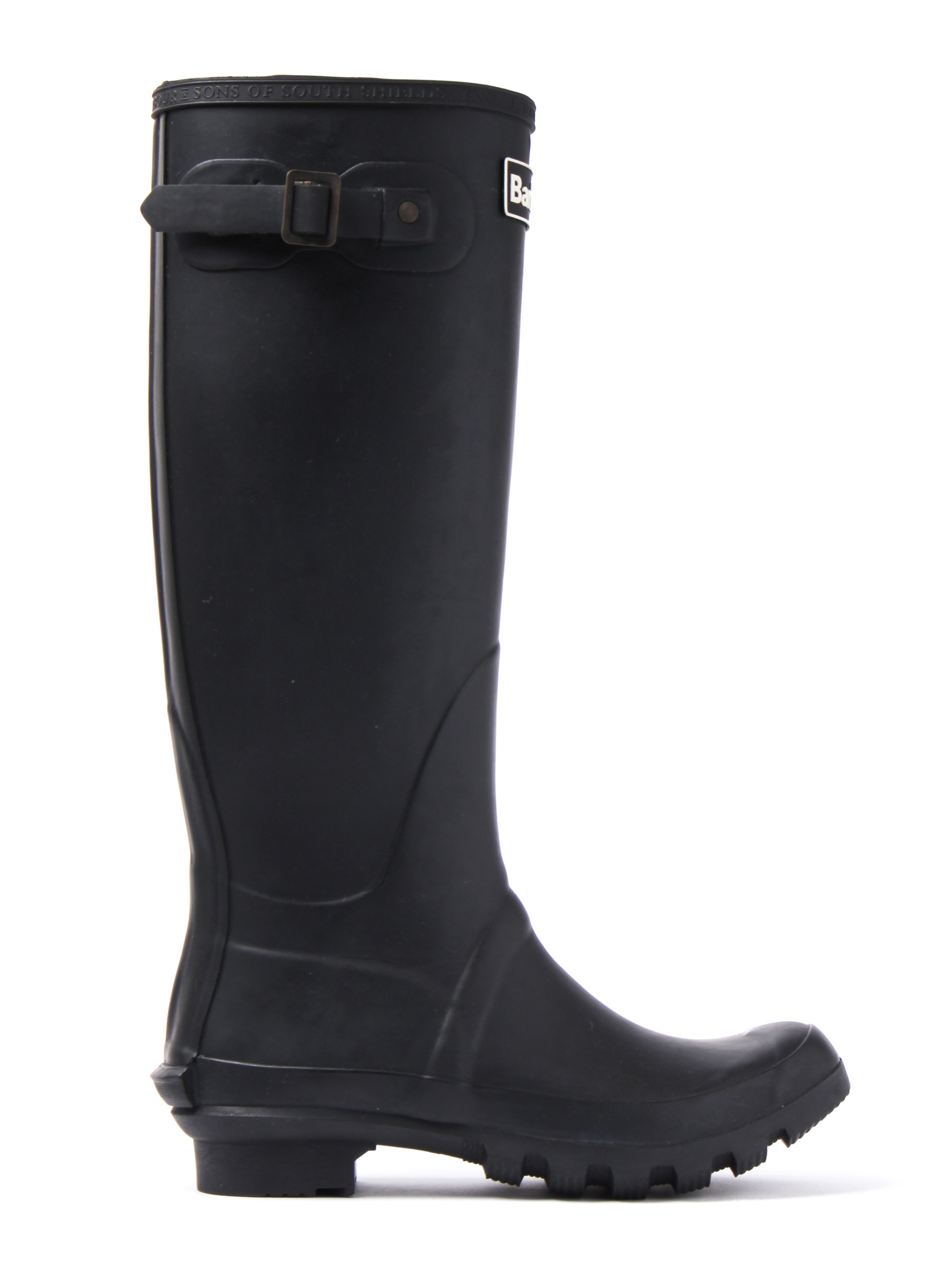 Barbour Women's Bede Rubber Wellington Boots - Black