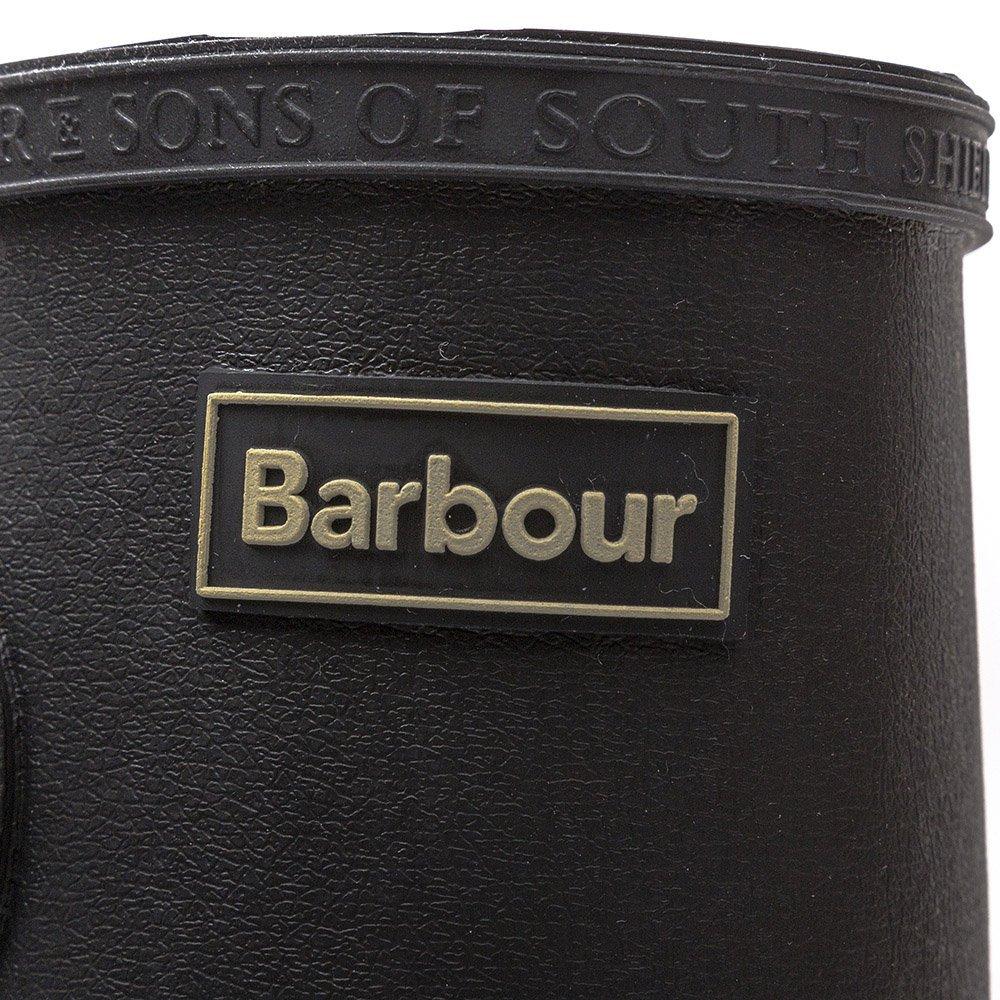 Barbour Men's Bede Wellington Boots - Black