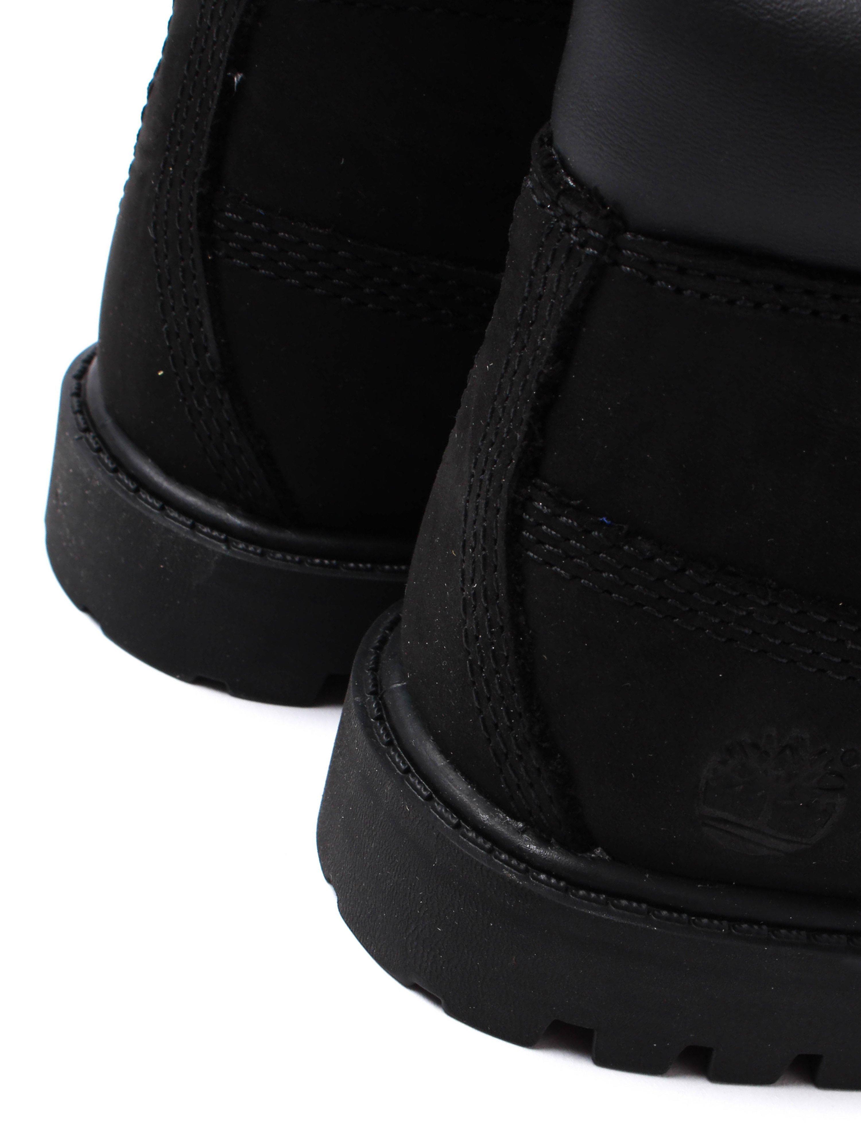 Timberland Infant 6 Inch Premium - Black Nubuck