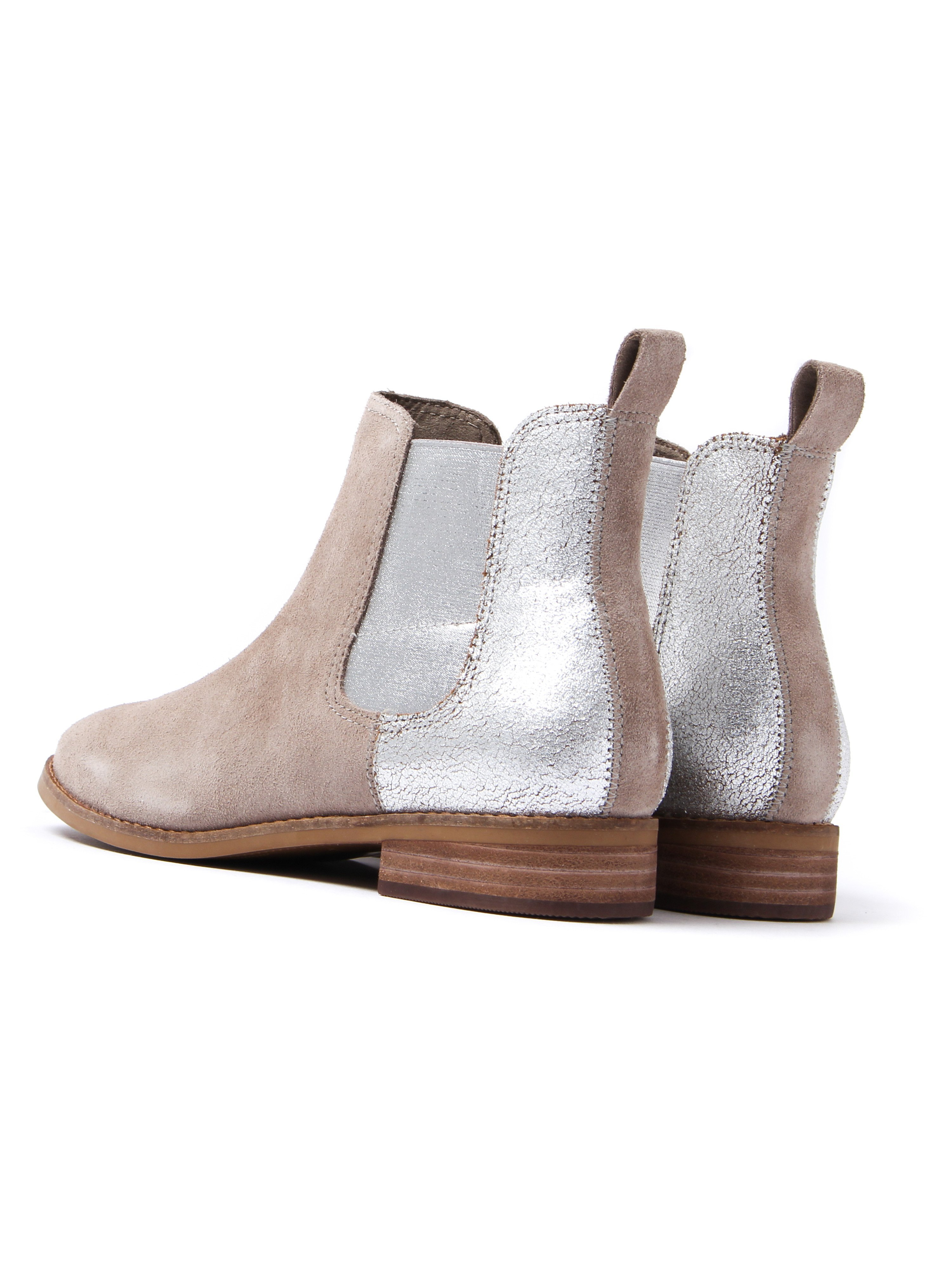 Toms Women's Ella Chelsea Boots - Taupe