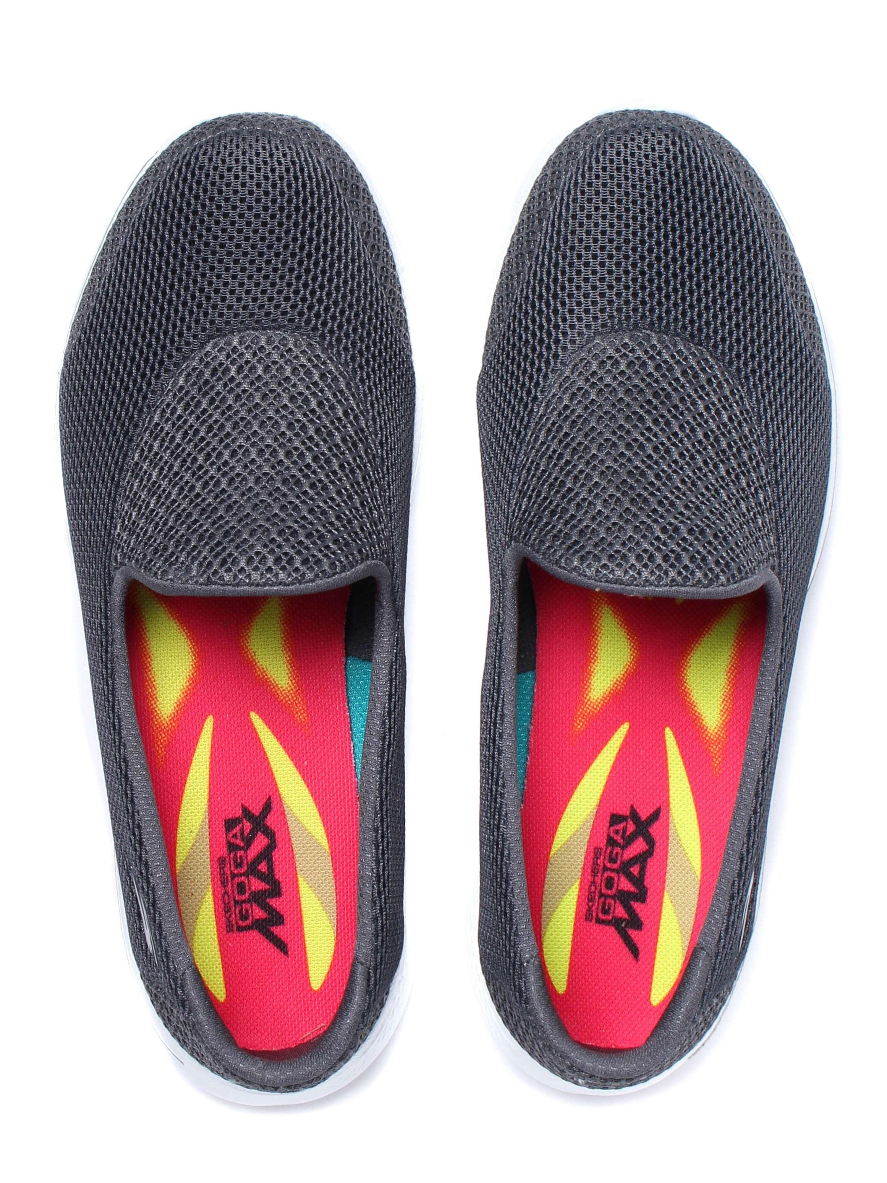 Skechers Skechers Women's Go Walk 4 Propel Trainers - Charcoal