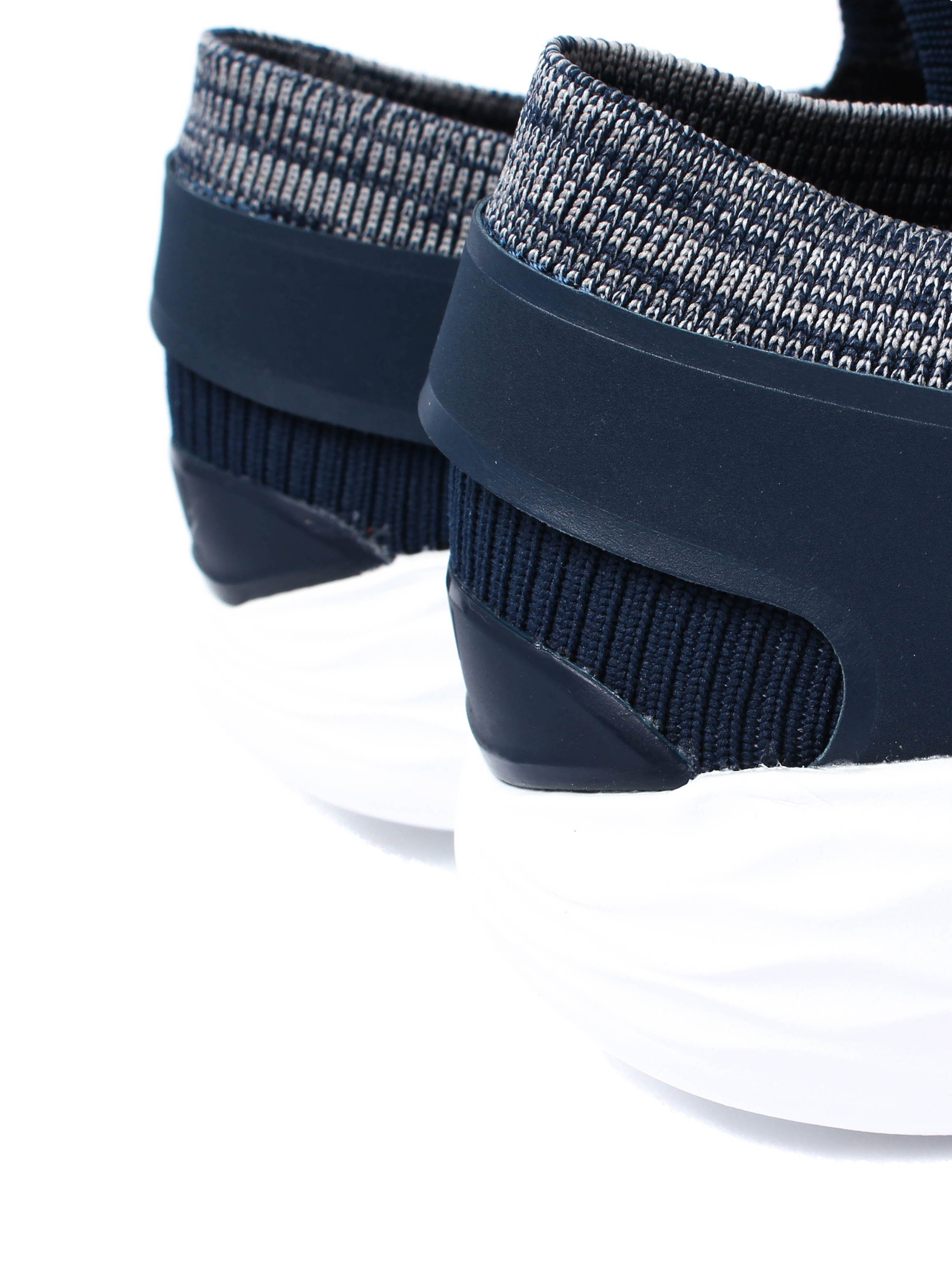 Skechers Women's You Inspire Breast Cancer Lace Up Trainers - Navy