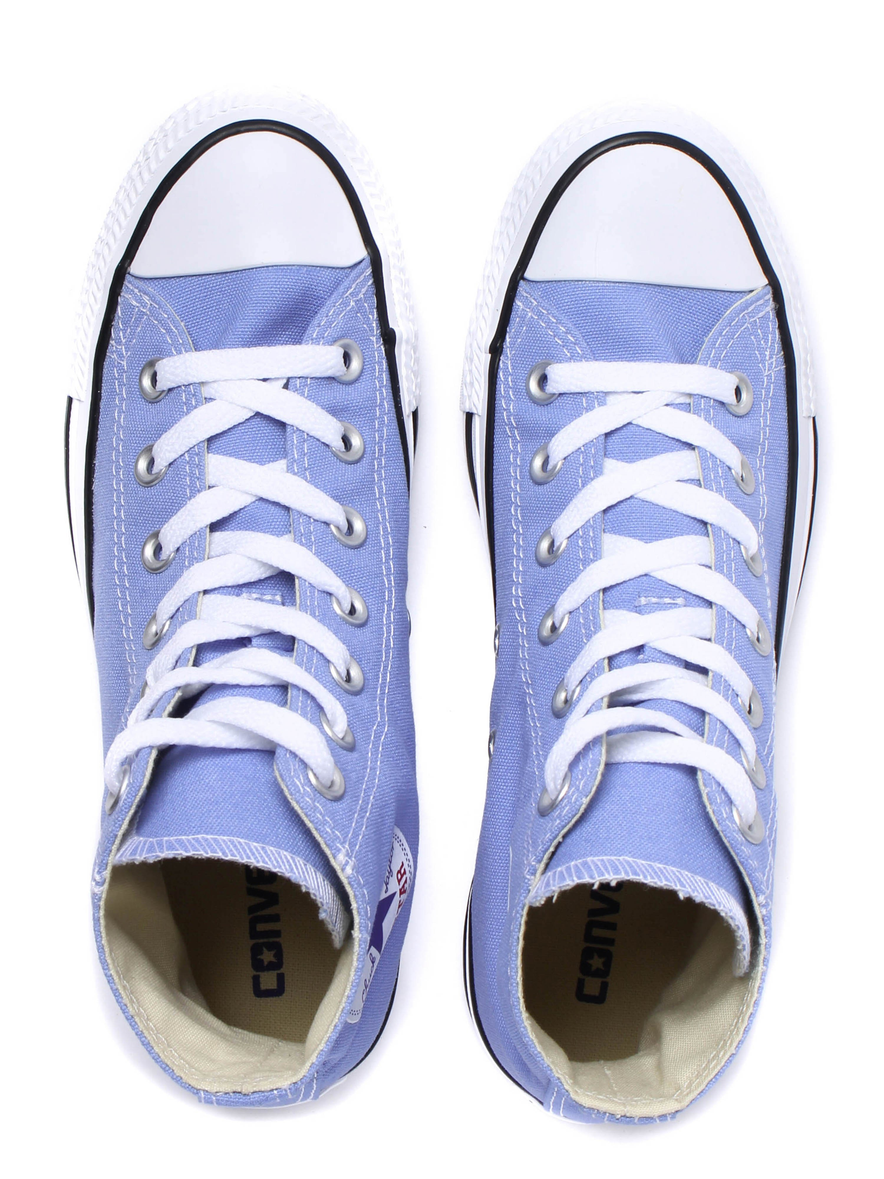 Converse Women's Chuck Taylor All Star Hi Trainers - Pioneer Blue
