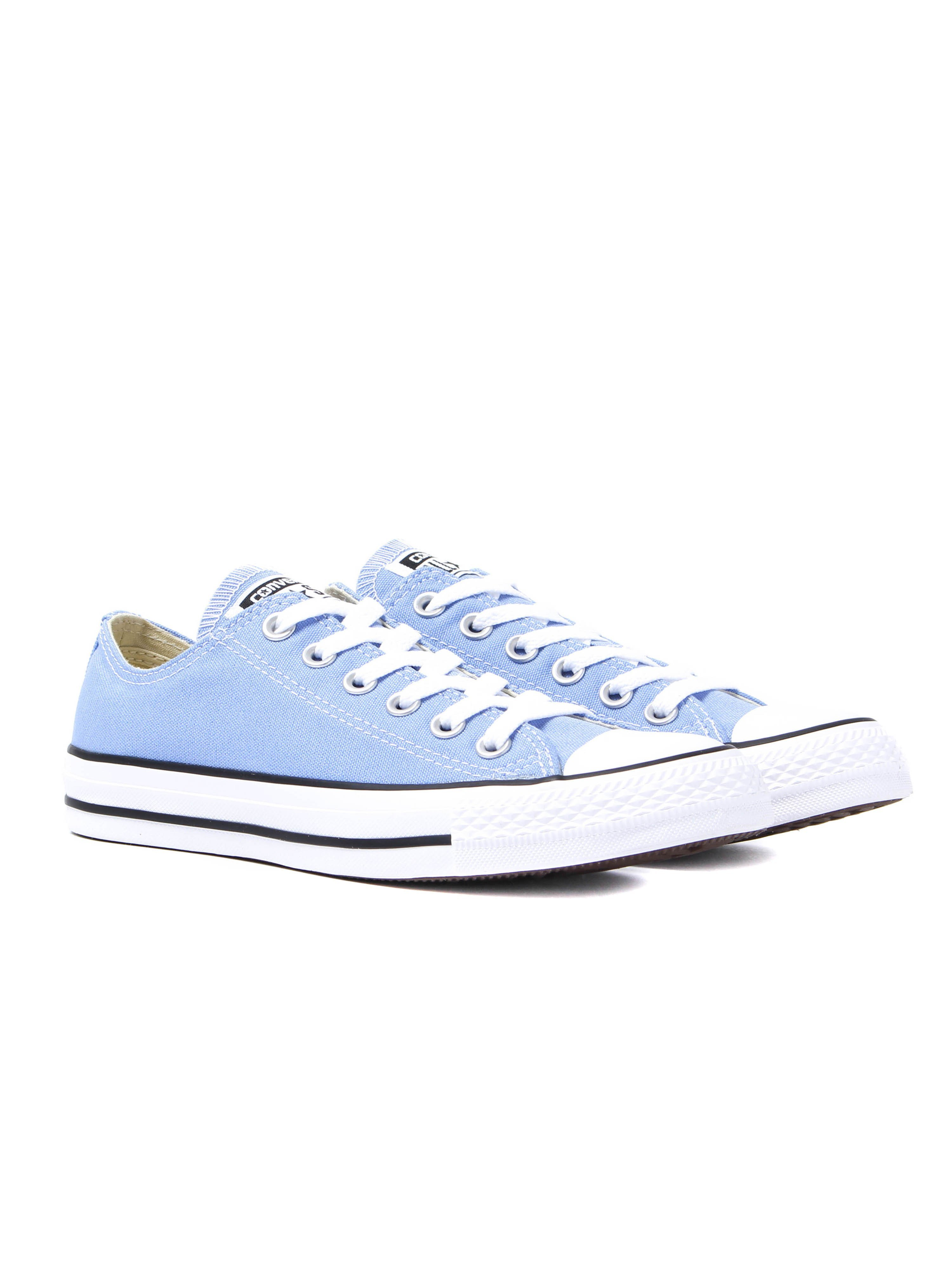 Converse Women's Chuck Taylor All Star OX Trainers - Pioneer Blue