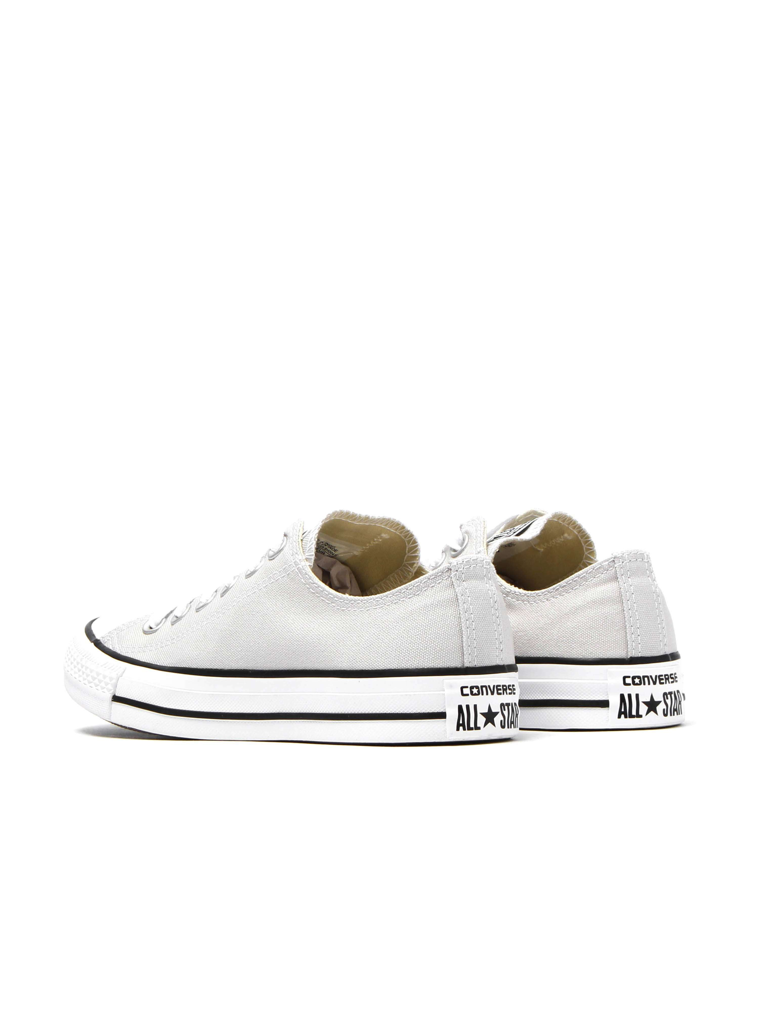 Converse Women's Chuck Taylor All Star OX Trainers - Pale Putty