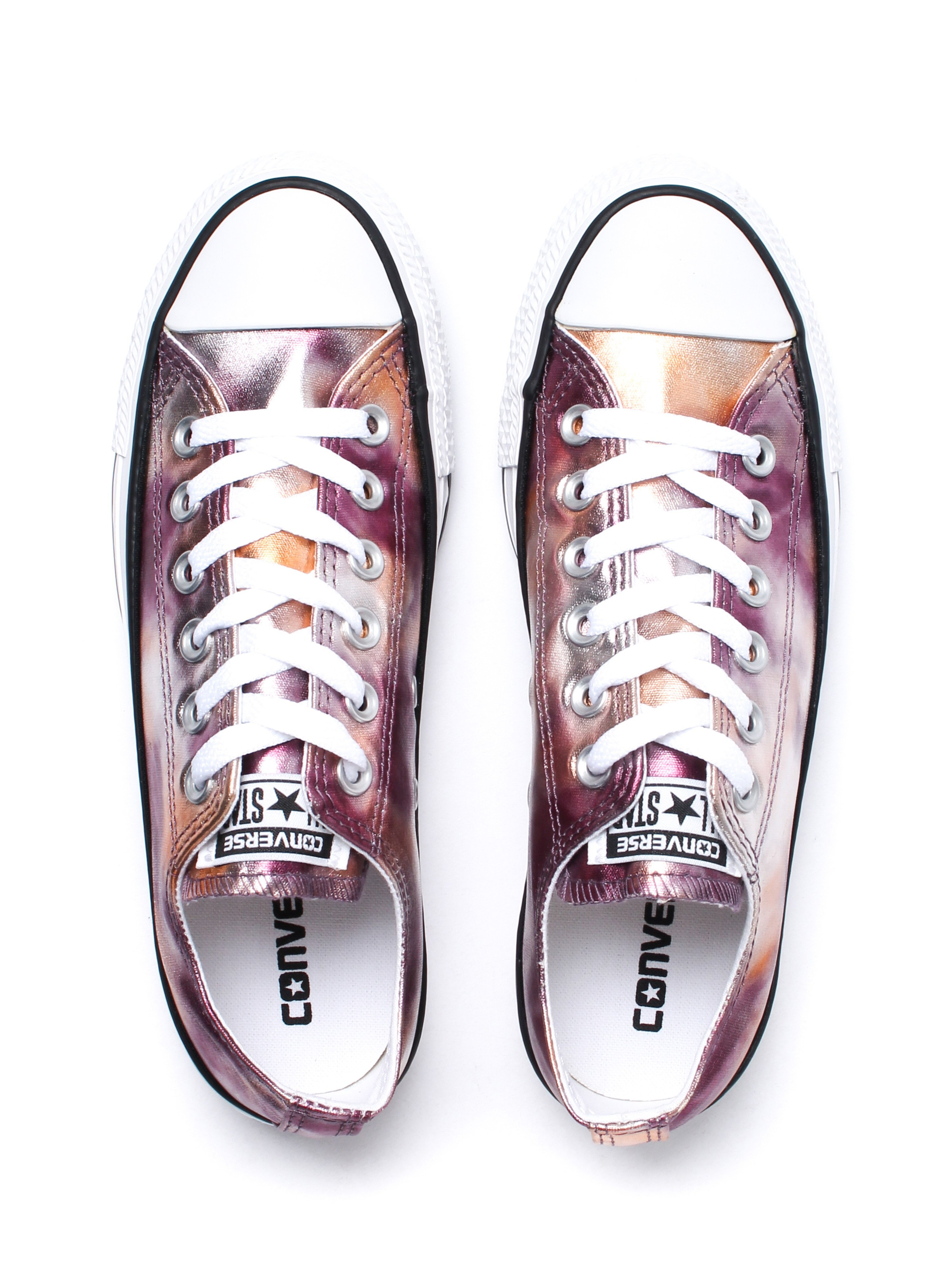 Converse Women's Chuck Taylor All Star OX Trainers - Dusk Pink