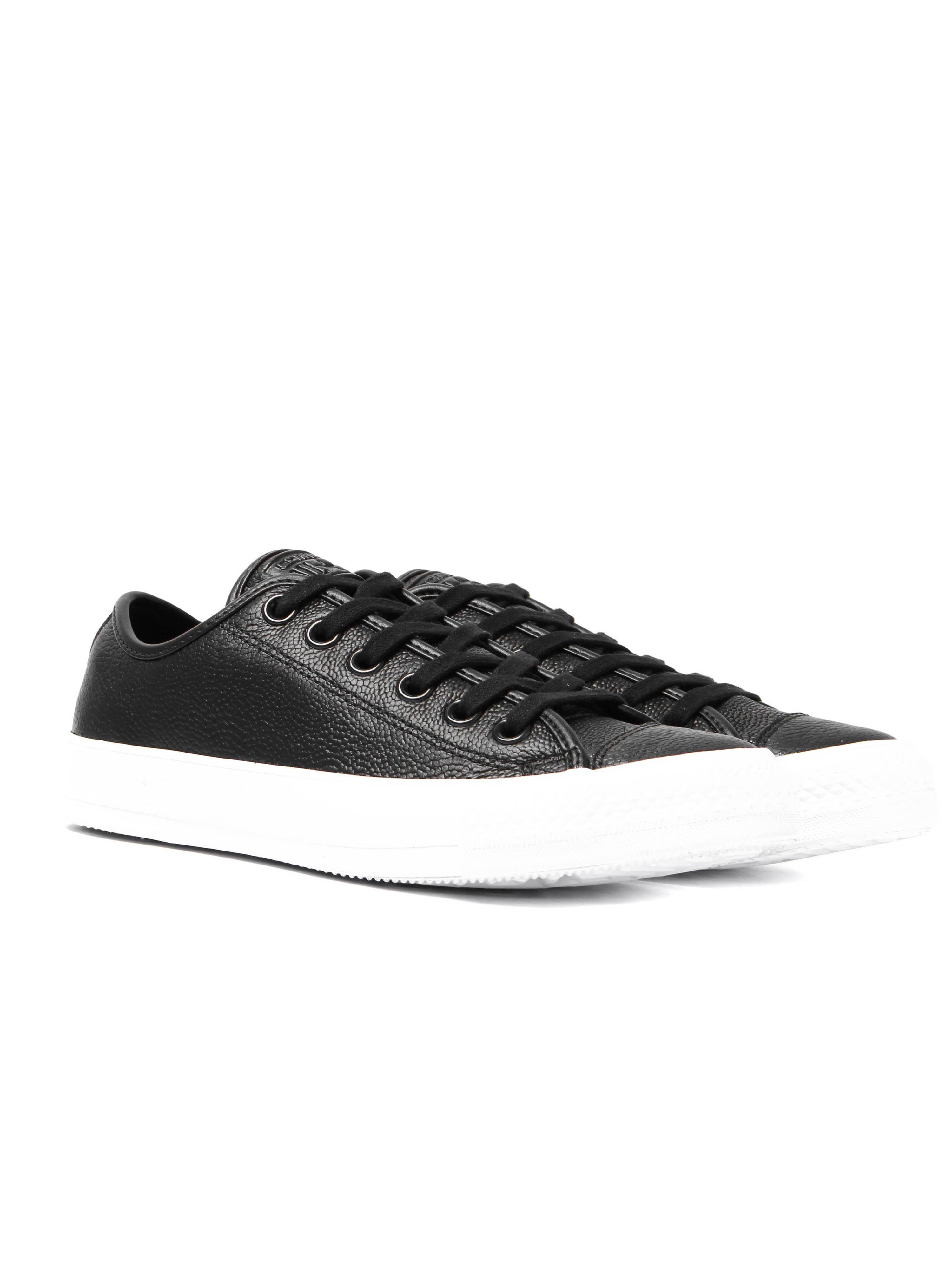Converse Women's Chuck Taylor All Star Ox Trainers - Black